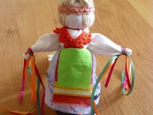 Желанница — кукла, исполняющая желания. Ярмарка Мастеров - ручная работа, handmade.