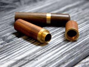 Снова в продаже деревянные чехлы для игл!. Ярмарка Мастеров - ручная работа, handmade.