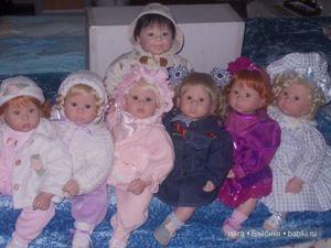 Наряды для кукол 56 см. Ярмарка Мастеров - ручная работа, handmade.