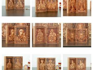 Внимание, мини размеры, новинки икон. Ярмарка Мастеров - ручная работа, handmade.
