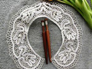 Первоцветы в природе и в моем кружеве. Ярмарка Мастеров - ручная работа, handmade.