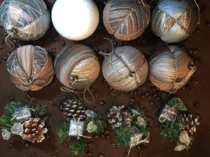 Мастерим шар для коллекции «Для влюбленных в кофе. Кофе со льдом». Ярмарка Мастеров - ручная работа, handmade.