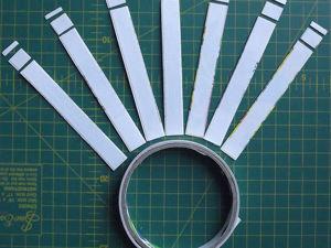 Как изготовить объемный двусторонний скотч своими руками. Ярмарка Мастеров - ручная работа, handmade.