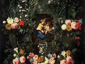Искусственные цветы в средневековой Европе. Ярмарка Мастеров - ручная работа, handmade.