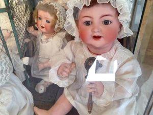 Венгерский музей антикварных кукол и его прекрасные экспонаты. Ярмарка Мастеров - ручная работа, handmade.