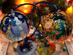 Коллекционные шары на подставках. Фото. Ярмарка Мастеров - ручная работа, handmade.