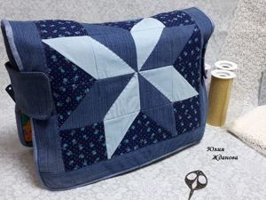 Шьем чехол-коврик на швейную машину. Ярмарка Мастеров - ручная работа, handmade.