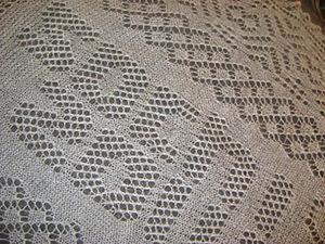 Составление схемы для вязания оренбургского пухового платка. Ярмарка Мастеров - ручная работа, handmade.