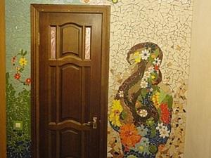 Мозаика в домашнем интерьере. Ярмарка Мастеров - ручная работа, handmade.