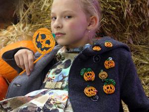 Видеообзор коллекции брошей «Хэллоуин». Ярмарка Мастеров - ручная работа, handmade.