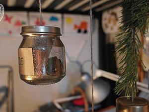 Делаем необычный адвент-календарь. Ярмарка Мастеров - ручная работа, handmade.