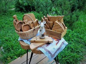 Скидка 15 % на все сырные доски 14 января. Ярмарка Мастеров - ручная работа, handmade.
