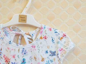 Платье  «Мечтательница»  теперь в новой расцветке. Ярмарка Мастеров - ручная работа, handmade.