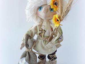 Как затонировать бязь для пошива игрушек. Ярмарка Мастеров - ручная работа, handmade.