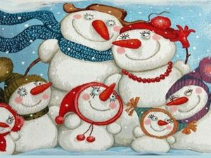 Анонс! Снеговики прибыли!. Ярмарка Мастеров - ручная работа, handmade.