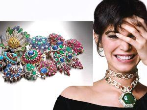 Bvlgari. Tribute to Femininity. Magnificent Roman Jewels. Livemaster - handmade