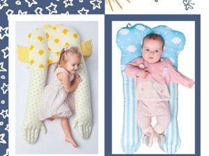 Подушки-сплюшки для малышей. Ярмарка Мастеров - ручная работа, handmade.
