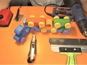 Упаковка игрушек без дорогостоящего оборудования. Термопленка. Ярмарка Мастеров - ручная работа, handmade.