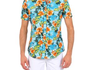 Как носить гавайскую рубашку. Ярмарка Мастеров - ручная работа, handmade.