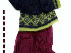 Скидка на роскошный свитер — осталось 5 дней!. Ярмарка Мастеров - ручная работа, handmade.