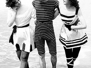 История пляжной моды. Первая половины ХХ века.. Ярмарка Мастеров - ручная работа, handmade.