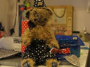 Мастер-класс по пошиву мишки Тедди для начинающих. Часть 2. Ярмарка Мастеров - ручная работа, handmade.