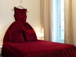Креативный подход к дизайну изголовья кровати. Ярмарка Мастеров - ручная работа, handmade.