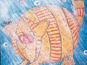 Гуашь с ПВА как замена масла и акрила. Ярмарка Мастеров - ручная работа, handmade.