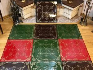 Еще 9 Рунических Полотен. Ярмарка Мастеров - ручная работа, handmade.