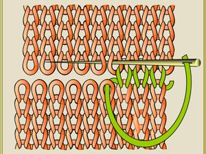 Как соединить вязаные детали. Трикотажный шов «Петля в петлю». Ярмарка Мастеров - ручная работа, handmade.