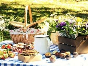 Идеи для сервировки летнего стола. Ярмарка Мастеров - ручная работа, handmade.