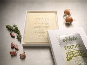 Книга, которую можно съесть!. Ярмарка Мастеров - ручная работа, handmade.