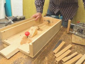 Делаем самодельный круглопалочный станок. Часть 2. Ярмарка Мастеров - ручная работа, handmade.
