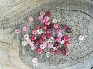 Видео набора бусин из рубина. Ярмарка Мастеров - ручная работа, handmade.