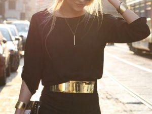 Так вы еще не носили! 6 способов носить ремень и пояс по-новому. Ярмарка Мастеров - ручная работа, handmade.