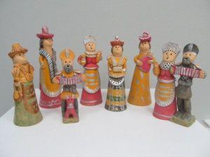 Фольклор на тему керамики и керамика по фольклорным мотивам. Ярмарка Мастеров - ручная работа, handmade.
