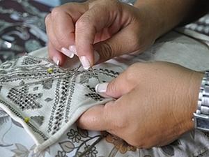 Лефкара - деревня кружевниц.. Ярмарка Мастеров - ручная работа, handmade.