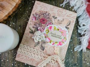 Делаем альбом-раскладку для фото своими руками. Ярмарка Мастеров - ручная работа, handmade.