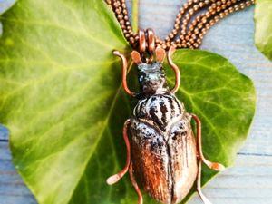 Моя инсектомания. Ярмарка Мастеров - ручная работа, handmade.