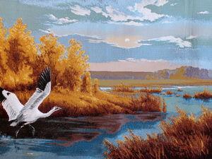 Золотая осень, родные просторы. Ярмарка Мастеров - ручная работа, handmade.