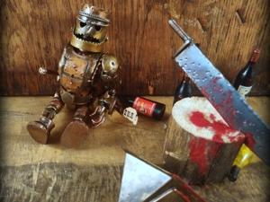 15 серия. Похмелье. Ярмарка Мастеров - ручная работа, handmade.