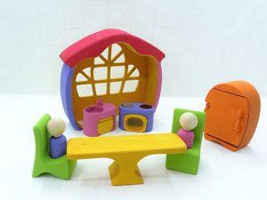 Мини конструктор Кухня набор с мебелью. Ярмарка Мастеров - ручная работа, handmade.