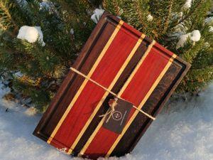 Зимняя фотосессия разделочных досок. Ярмарка Мастеров - ручная работа, handmade.