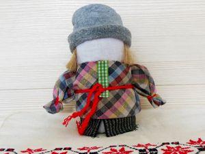 Мастерим народную куклу Богач. Ярмарка Мастеров - ручная работа, handmade.