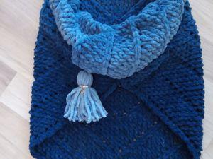 Идеи для вязания из пряжи Ализе Пуффи. Ярмарка Мастеров - ручная работа, handmade.