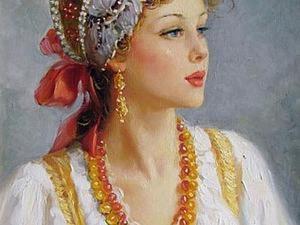 """К истокам: """"Русское узорочье"""" – ювелирное искусство Руси. Ярмарка Мастеров - ручная работа, handmade."""