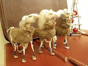 Клонируем лошадь Снежку)). Ярмарка Мастеров - ручная работа, handmade.