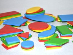 Для чего нужны геометрические фигуры. Часть 1. Ярмарка Мастеров - ручная работа, handmade.