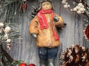 Зима приближается. Ярмарка Мастеров - ручная работа, handmade.