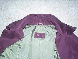 Валяное пальто на подкладке. Информация к размышлению. Ярмарка Мастеров - ручная работа, handmade.